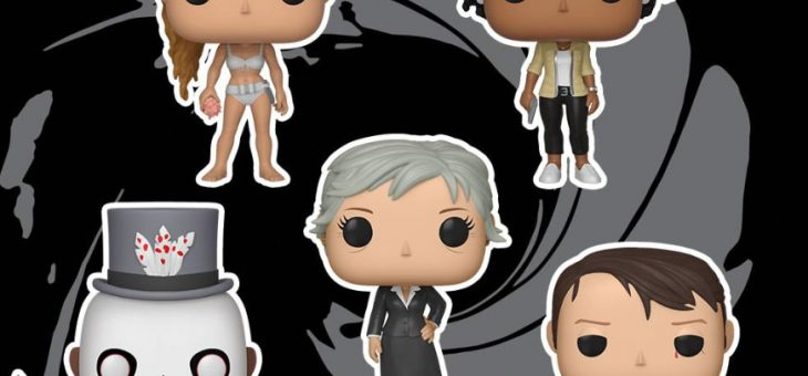Funko: Pop! Movies—James Bond NEW