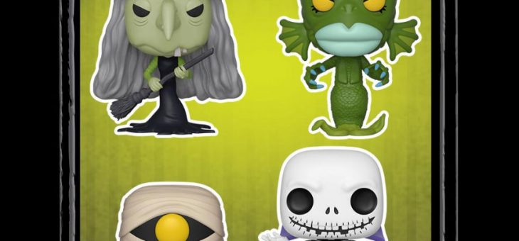 Funko: NEW Pop! Vinyl Disney Nightmare Before Christmas