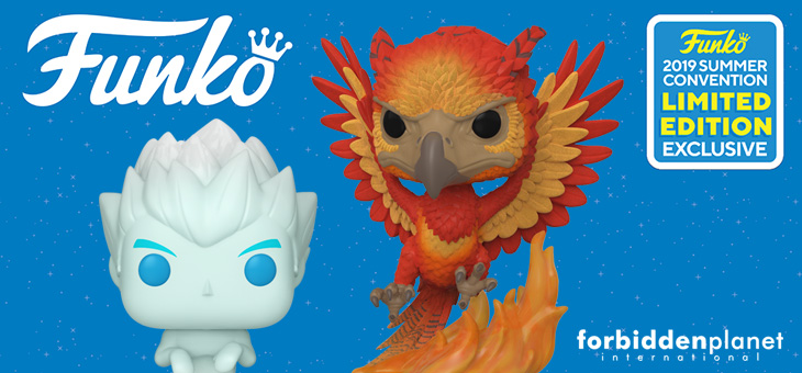 Funko: SDCC 2019 Exclusives