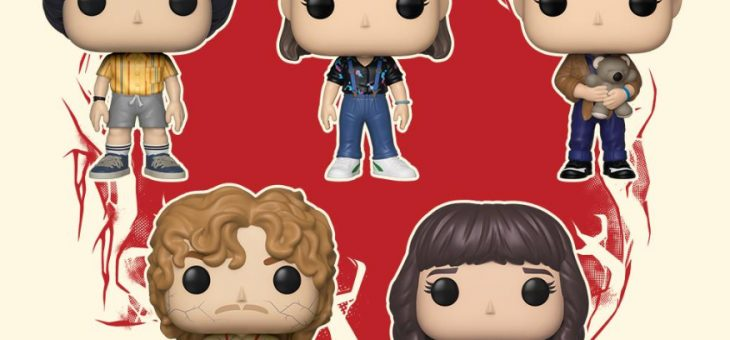 Funko: Pop! Television: Stranger Things Season 3