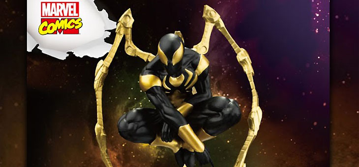 MARVEL – D-Stage Iron Spider-Man Comic 16cm