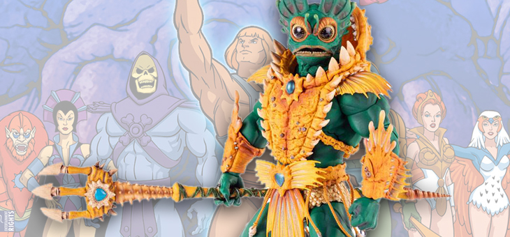 Masters of the Universe Action Figure 1/6 Mer-Man 30 cm