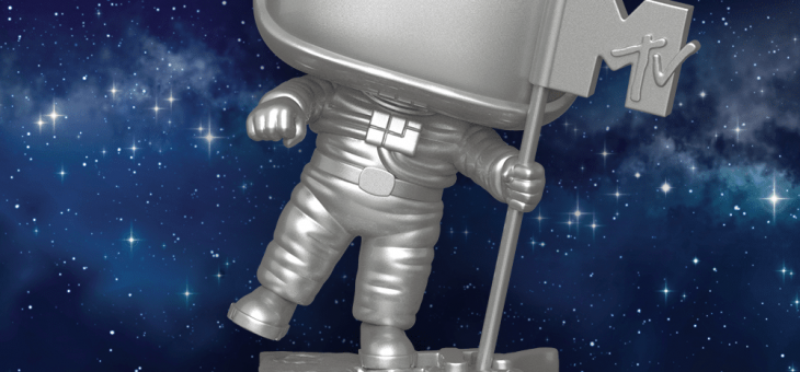 Funko: Pop! Icons – MTV Moon Person!