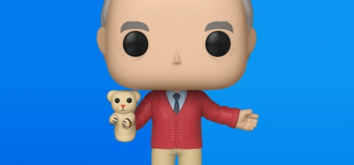 "Funko: Pop! Movie—""A Beautiful Day in the Neighborhood"" Mister Rogers"