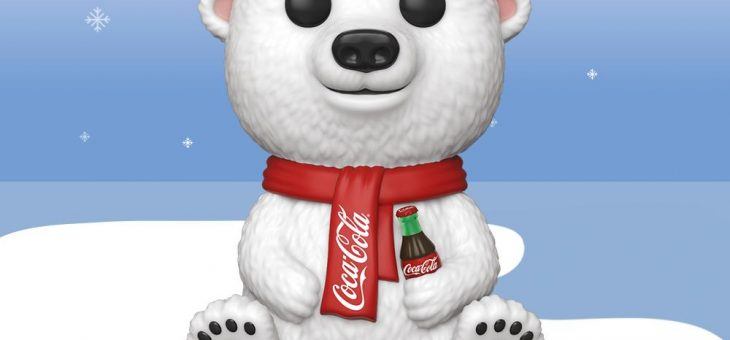 Funko: Ad Icons – Coca-Cola Polar Bear