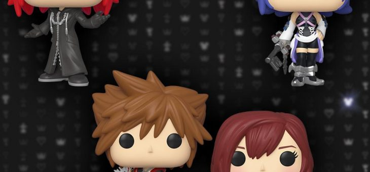 Funko: Pop! Disney – Kingdom Hearts 3