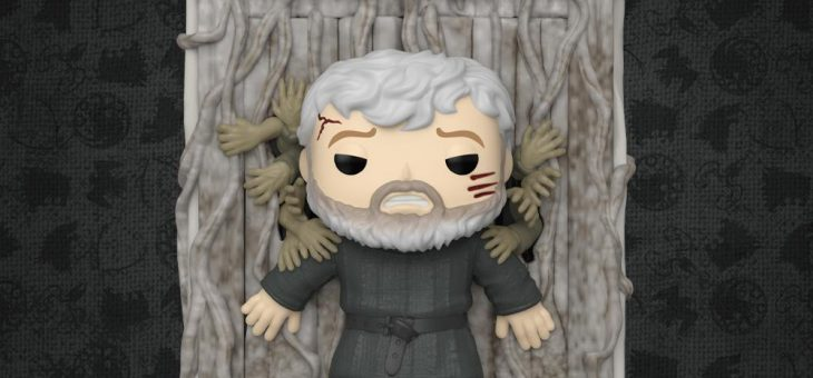Funko: Pop! TV—Game of Thrones Hodor 'Hold the door' Scene
