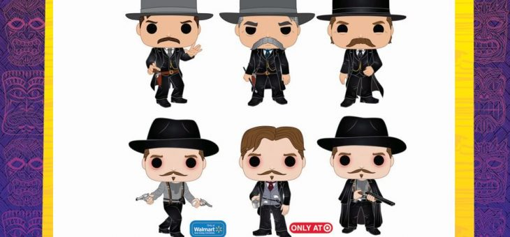 Funko: Pop! Movies – Tombstone