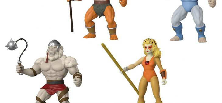 Funko: Savage World —Thundercats Wave 2