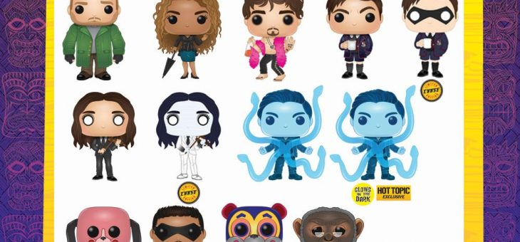 Funko: Pop! TV—Umbrella Academy