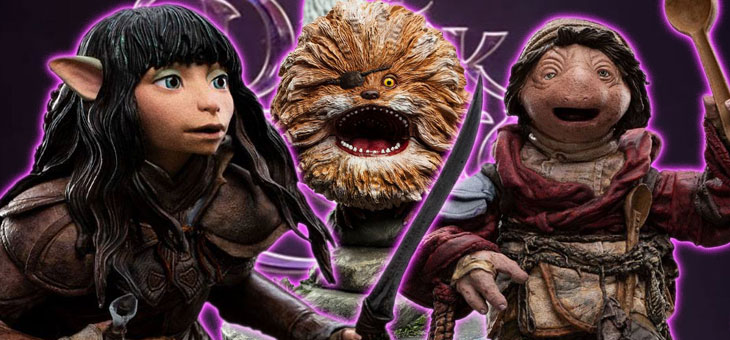 The Dark Crystal: Age of Resistance Statues 1/6