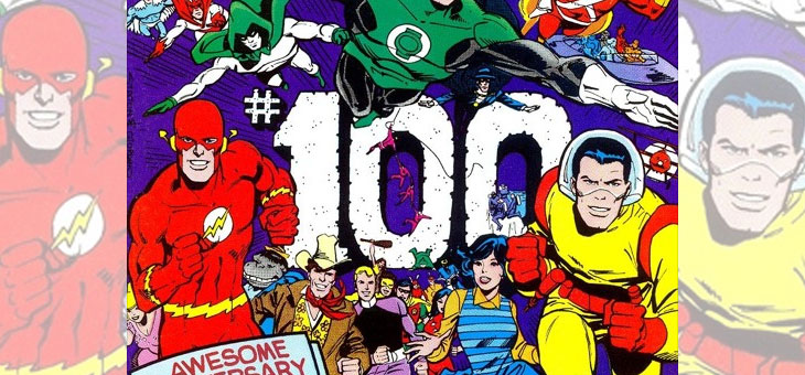 Forbidden Planet International Podcast Episode #100 Anniversary Special