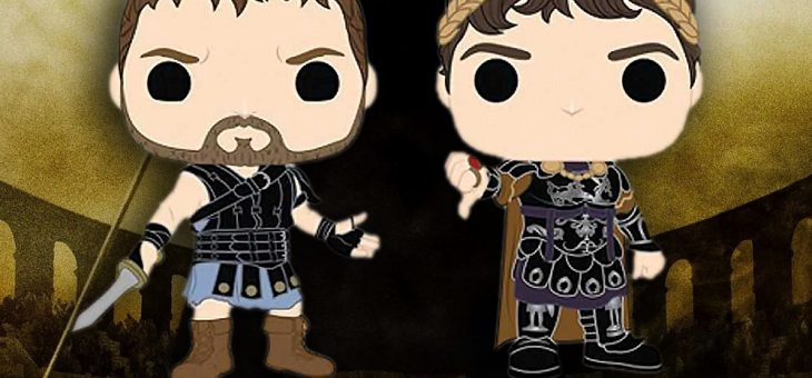 Funko: Pop! Movies—Gladiator