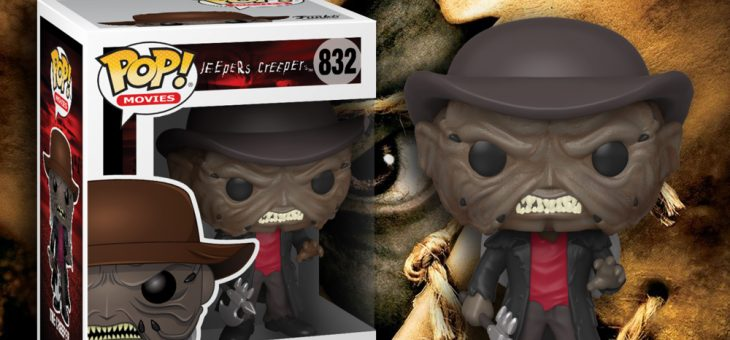 the Creeper VINYL POP FIGURE Jeepers Creepers 832 FUNKO POP Movies Series