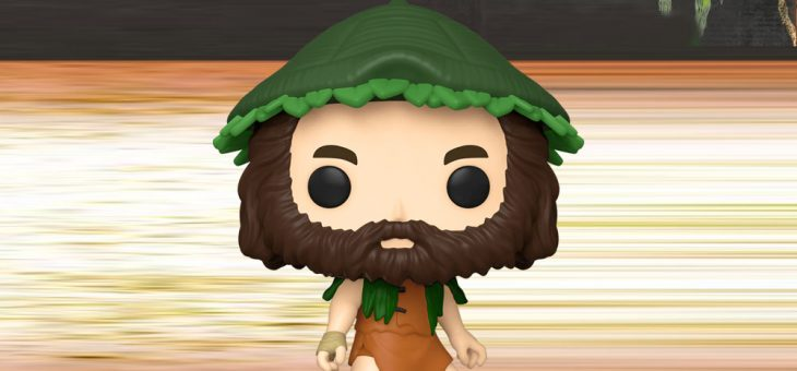 Funko: Pop! Jumanji Alan Parrish
