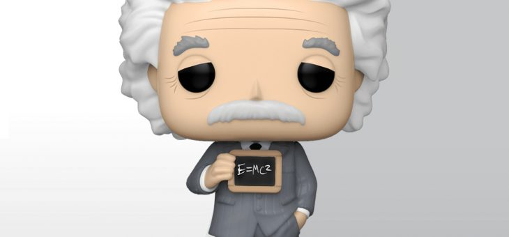 Funko: Pop! Icons Albert Einstein