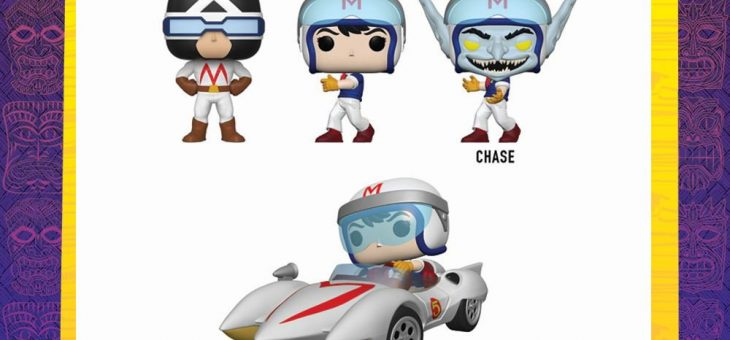 Funko: Speed Racer – Pop! Ride and Pop! Animation