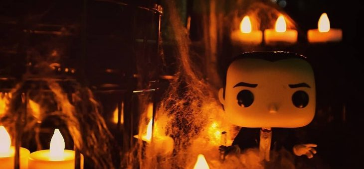Funko: Pop Movies Universal Studios Monsters – Dracula Forbidden Planet Exclusive!