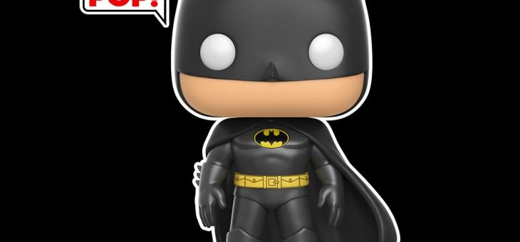 "Funko: Pop! Heroes—DC—19"" Batman"