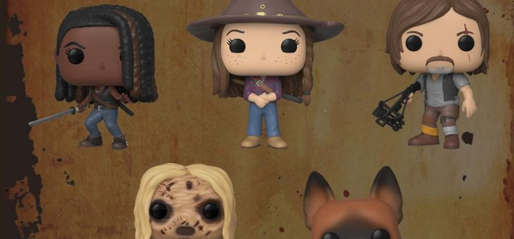 Funko: Pop! TV—The Walking Dead!