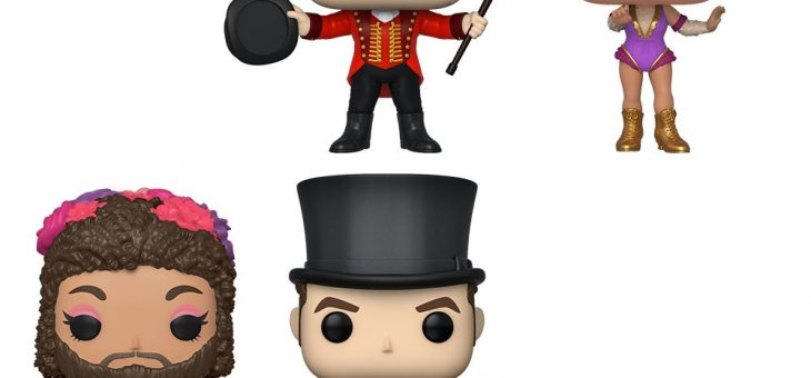 Funko: Pop! Movies—The Greatest Showman!