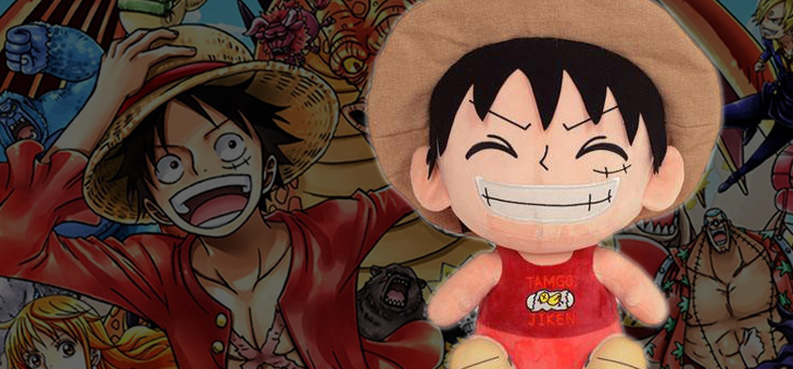 One Piece Plush Figures