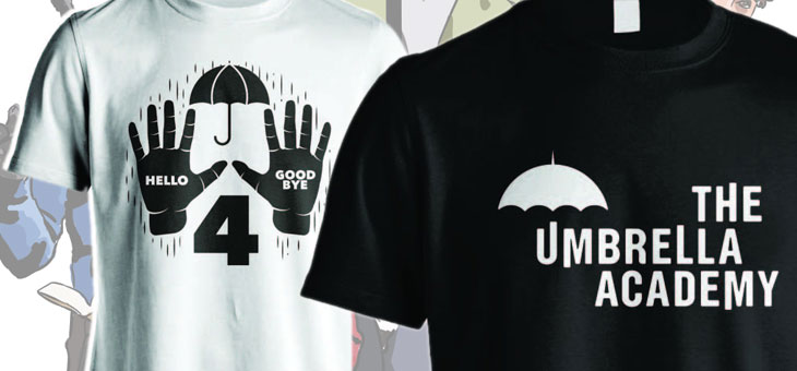 The Umbrella Academy T-Shirts