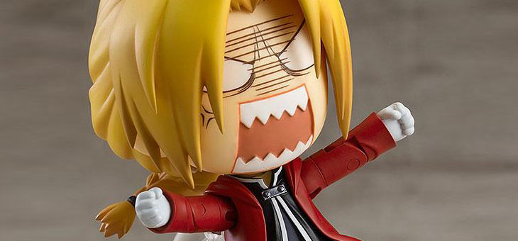 Fullmetal Alchemist: Brotherhood Nendoroid Action Figure Edward Elric 10 cm