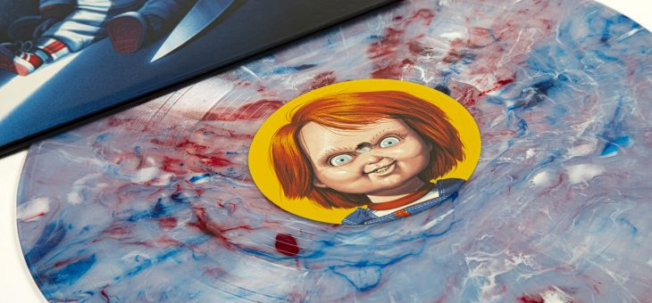Waxwork Records: CHILD'S PLAY Original 1988 Motion Picture Music by Joseph Renzetti
