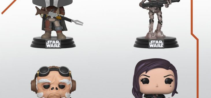 Funko: Pop! Star Wars —The Mandalorian!