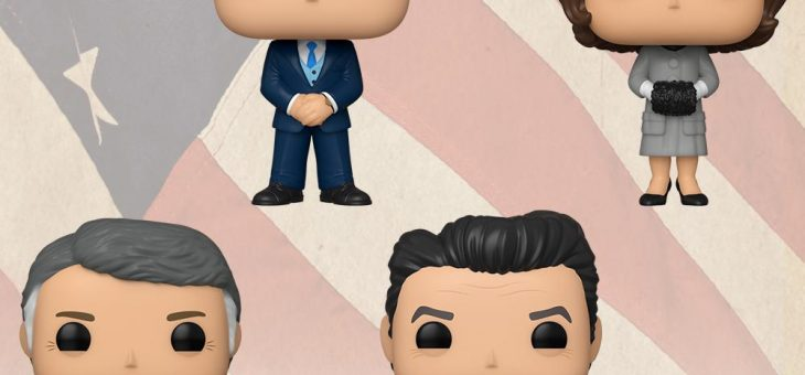 Funko: Pop! Icons! Political Powerhouses