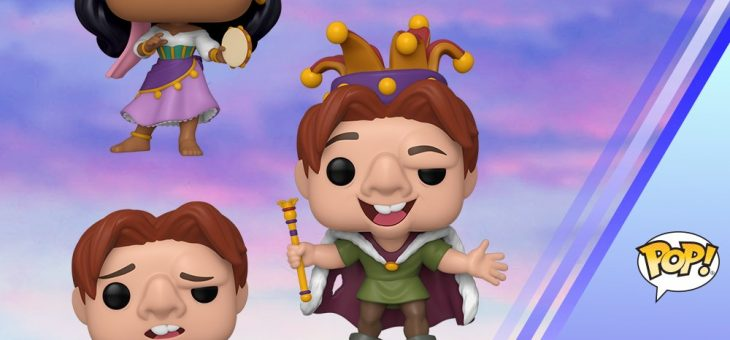 Funko: Pop! Disney—The Hunchback of Notre Dame!