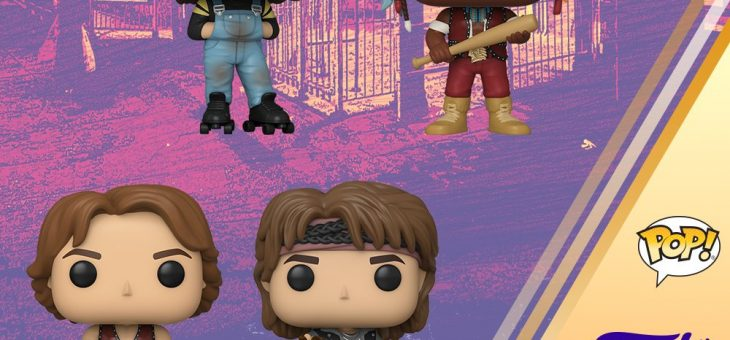 Funko: Pop! Movies—The Warriors!
