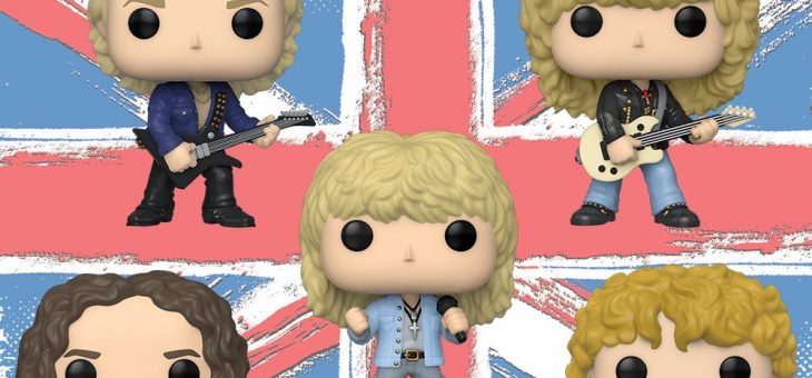 Funko: Pop! Rocks—Def Leppard
