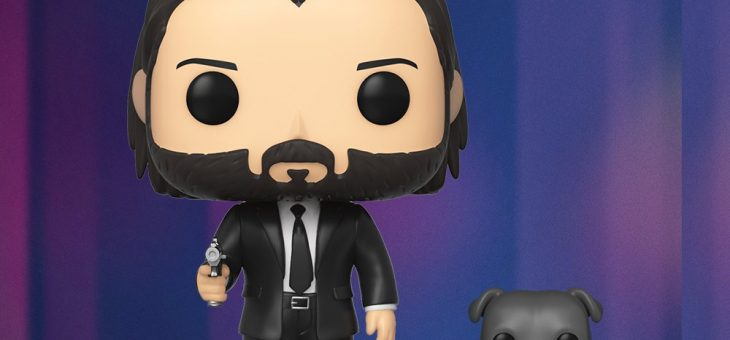 Funko: Pop! Movies—John Wick!