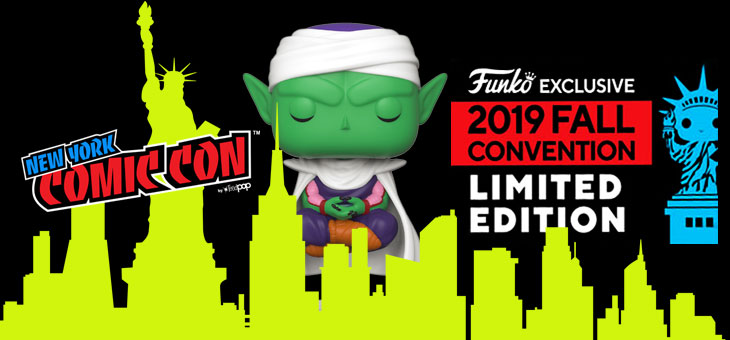 Funko: NYCC 2019 Forbidden Planet International Limited Editions