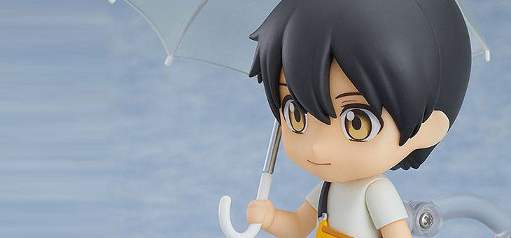 Weathering with You Nendoroid Action Figure Hodaka Morishima 10 cm