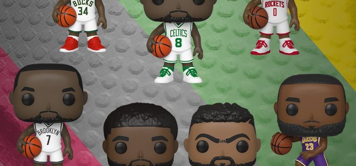 Funko: NEW Pop! NBA!