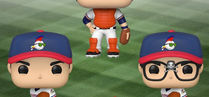 Funko: Pop! Movies—Major League!