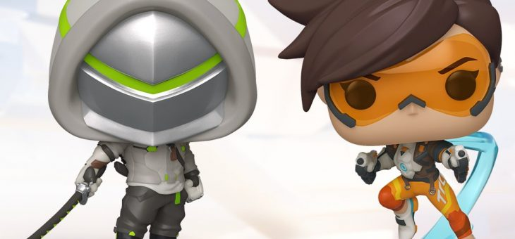 Funko: Pop! Games—Overwatch!