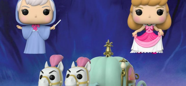 Funko: Pop Movies: Cinderella!