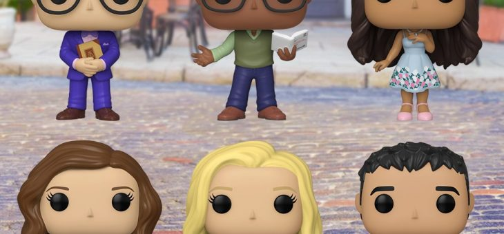 Funko: Pop! TV—The Good Place!