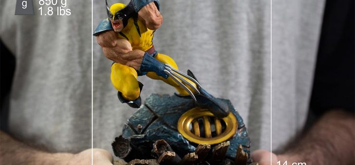 1:10 Wolverine BDS Art Scale Statue