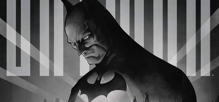Batman: The Definitive History of the Dark Knight in Comics, Film, and Beyond Hardcover