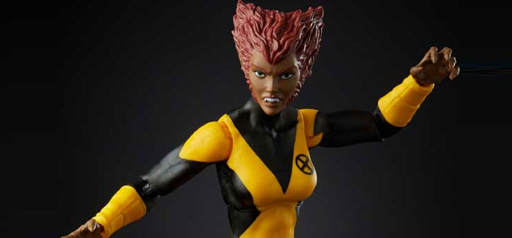 Marvel Legends Series X-Men New Mutants Dani Moonstar 6-Inch