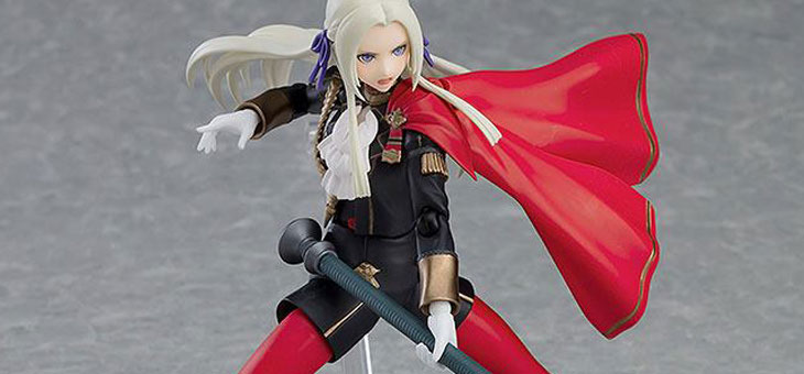 Fire Emblem Three Houses Figma Action Figure Edelgard von Hresvelg 14 cm