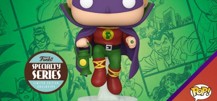 Funko: Pop! Heroes—DC Comics—Alan Scott as Green Lantern!