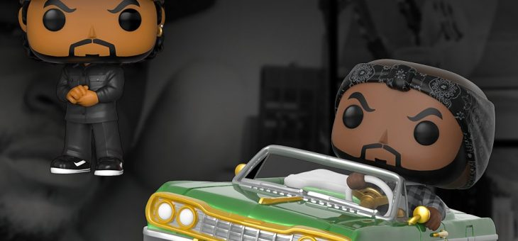 Funko: Pop! Rocks—Ice Cube!