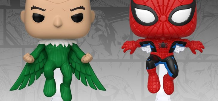 Funko: Pop! Marvel—Marvel 80th! Spider-man & Vulture