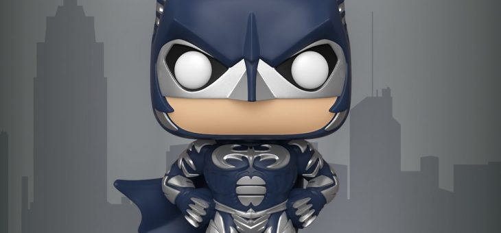 Funko: Pop! Heroes—Batman 80th—Batman & Robin!